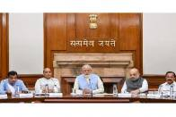 Union Cabinet, CCEA Meetings Cancelled