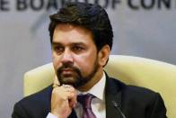 Anurag Thakur, Former BCCI Chief, Takes Charge As Union Sports Minister