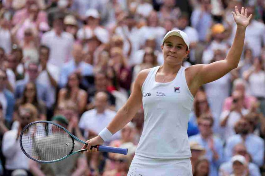 Wimbledon 2021: World No 1 Ash Barty Beats 2018 Champ Angelique Kerber To Enter Final