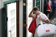 Wimbledon: Roger Federer Unsure If He'll Be Back