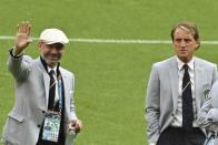 Euro 2020: 'Goal Twins' Roberto Mancini And Gianluca Vialli Mastermind Italy's Success