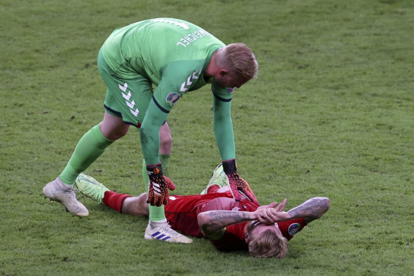 Euro 2020: Christain Eriksen-inspired Run Ends In Disappointment For Denmark