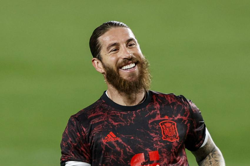 Ex-Real Madrid Captain Sergio Ramos Signs 2-year Deal With PSG
