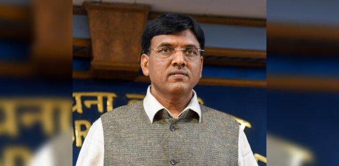 Mansukh Mandaviya Is The New Union Health Minister, Dr Bharati Pravin The MoS Health