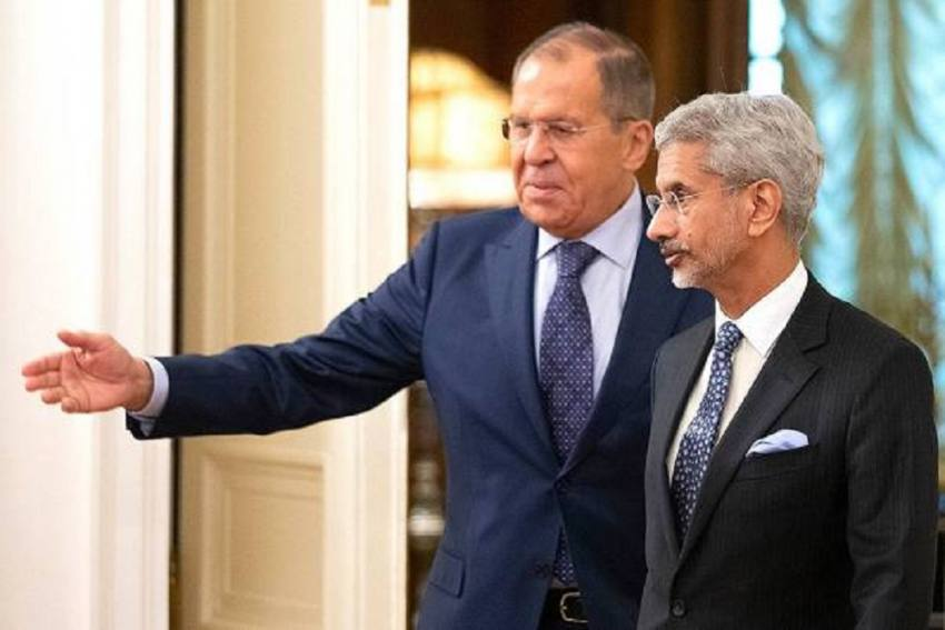 In A Changing World, India And Russia Build On Time-Tested Ties