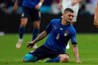 Euro 2020: Italy's Marco Veratti Doesn't Fear England, Calls Raheem Sterling Penalty 'Generous'