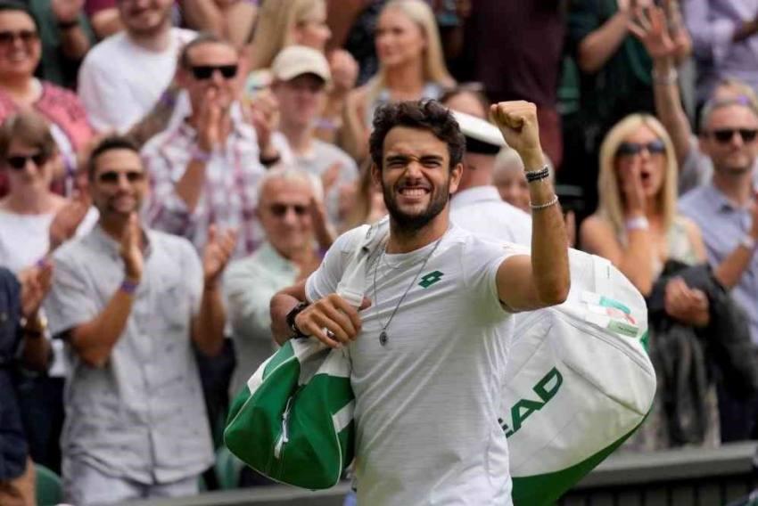 Wimbledon 2021: Italy's Matteo Berrettini Beats Hubert Hurkacz, Reaches First Grand Slam Final
