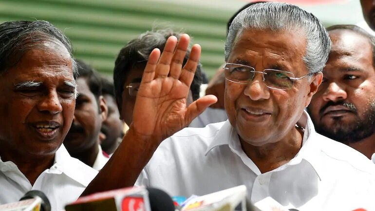 Kerala CM Requests Centre To Waive Off Customs Duty For A Life Saving Drug Needed To Save A Child