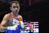 Tokyo Olympics: Boxer Amit Panghal Top-seeded In 52kg, Simranjit 4th In 60kg Weight Category