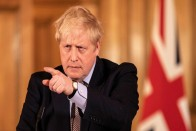 PM Boris Johnson Confirms Most British Troops Have Left Afghanistan
