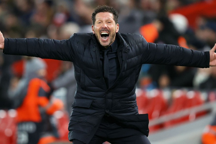 La Liga: Atletico Madrid Extend Diego Simeone's Contract Until 2024