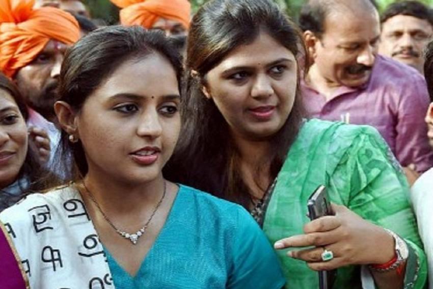 Cabinet Reshuffle: Karad's Induction Aimed At Finishing Off Pankaja Munde, Alleges Sena