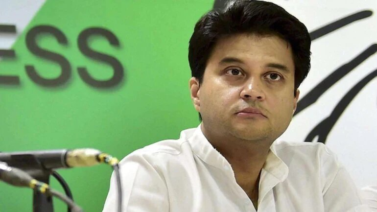 Centre Appoints Jyotiraditya Scindia As The New Civil Aviation Minister