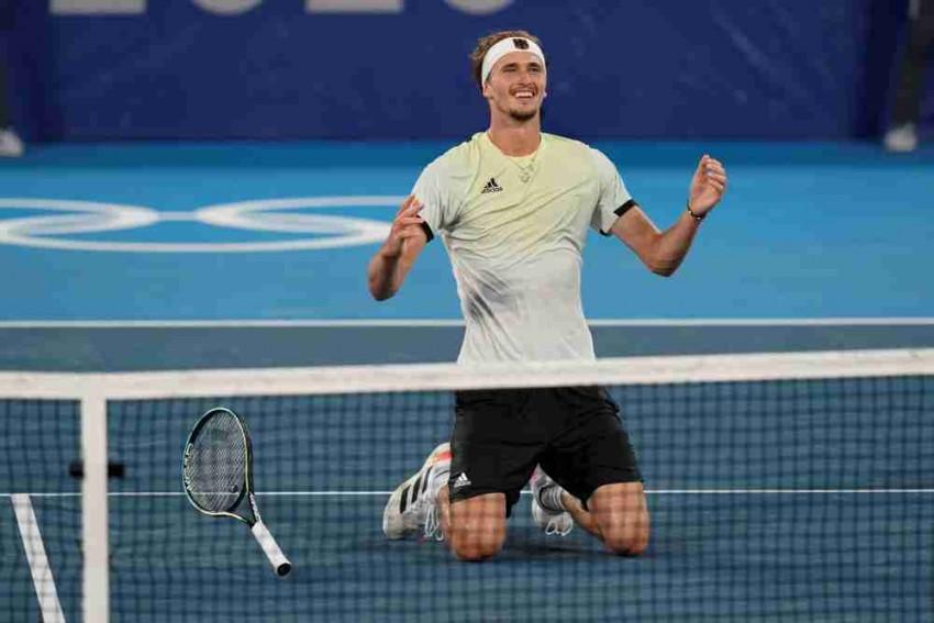 Alexander Zverev Follows Up Win Over Novak Djokovic With Tennis Gold At Tokyo Olympics
