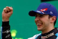 Hungarian GP: Frenchman Esteban Ocon Wins, Lewis Hamilton Takes F1 Lead