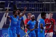 IND vs GBR, Tokyo Olympics, Men's Hockey Quarterfinals: India Beat Britain 3-1, Face Belgium In Semis- Highlights