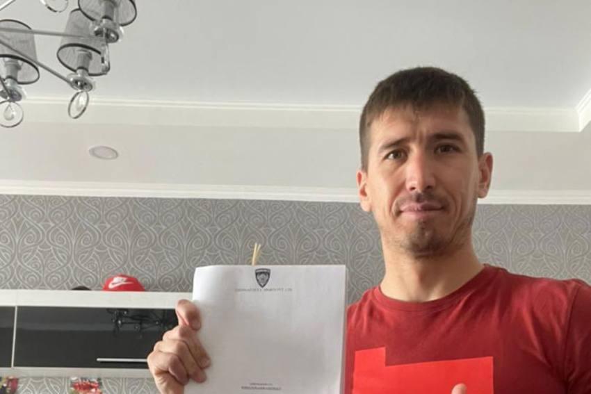 Indian Super League: Chennaiyin FC Signs Kyrgyzstan Forward Mirlan Murzaev