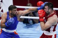Satish Kumar's Debut Olympics Ends With Loss To World Champion In Quarters