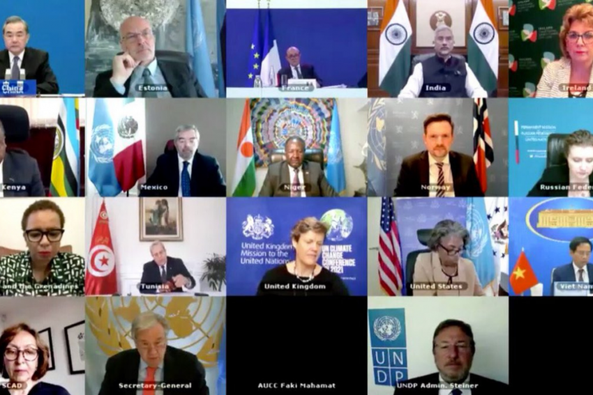 India Assumes Presidency Of UN Security Council For A Month