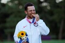 Tokyo Olympics, Golf: American Xander Schauffele Takes Gold, India's Anirban Lahiri Finishes T-42