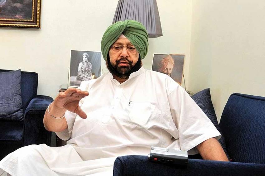 Cabinet Reshuffle? Punjab CM Amarinder Singh Meets Sonia Gandhi In Delhi
