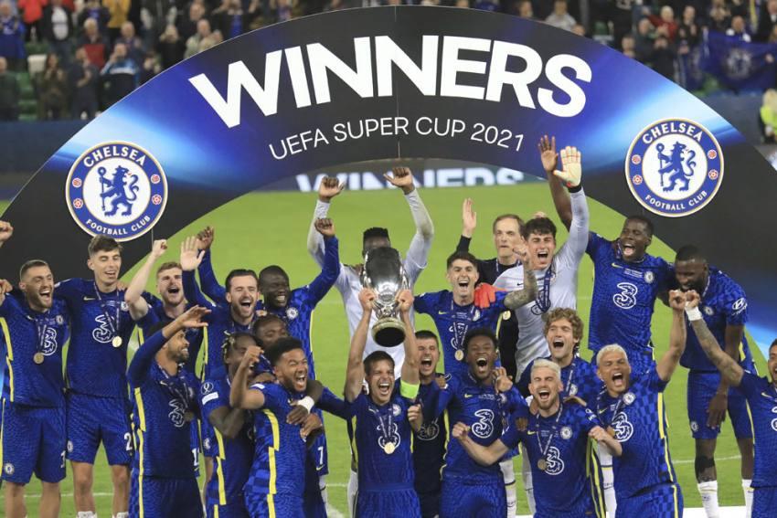 Chelsea Beat Villarreal On Penalties To Win UEFA Super Cup