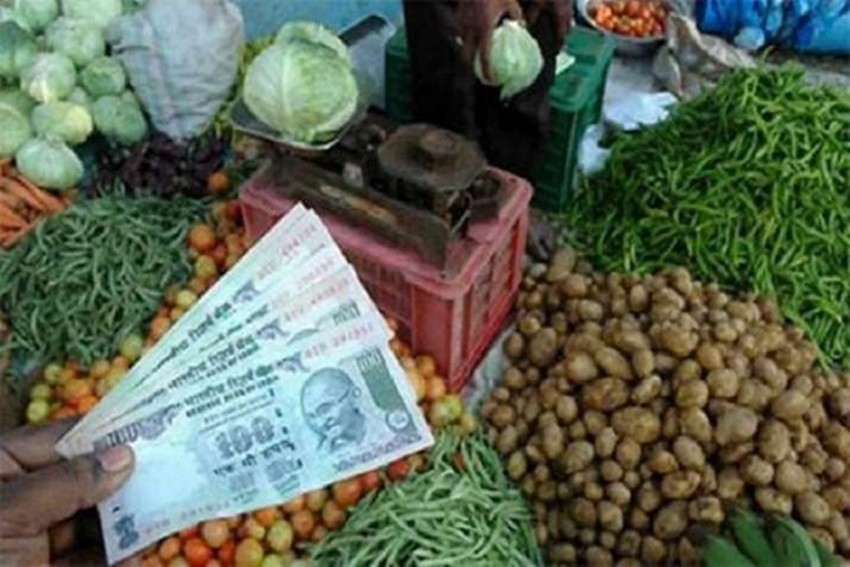 Retail Inflation Eases To 5.59% In July; IIP Grows 13.6% In June: Govt Data