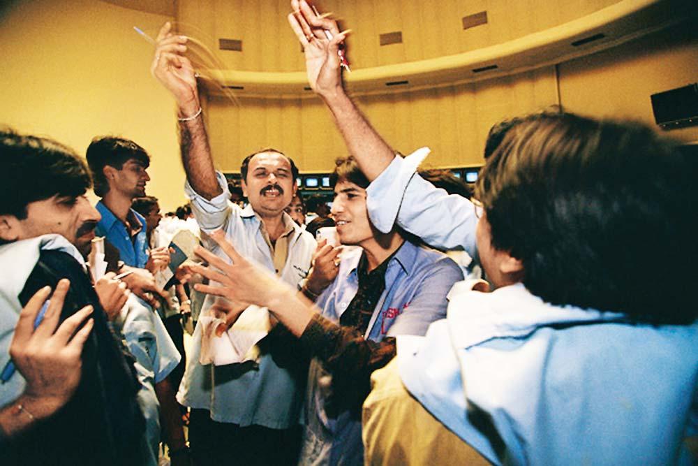 Bull's Eye! The Amazing Upward Of Indian Stock Markets