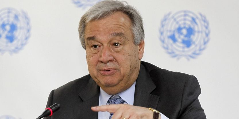 School Megamart 2021: Chief of UN Following Developments with Deep Concern in Afghanistan