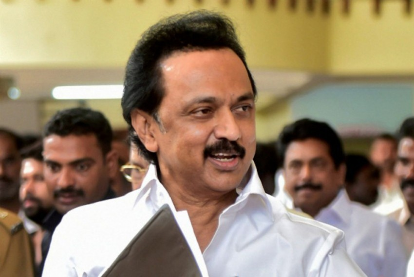 TN Chief Minister M K Stalin Likely To Participate In Sonia Gandhi's Opposition Parties' Meet Upon Invitation