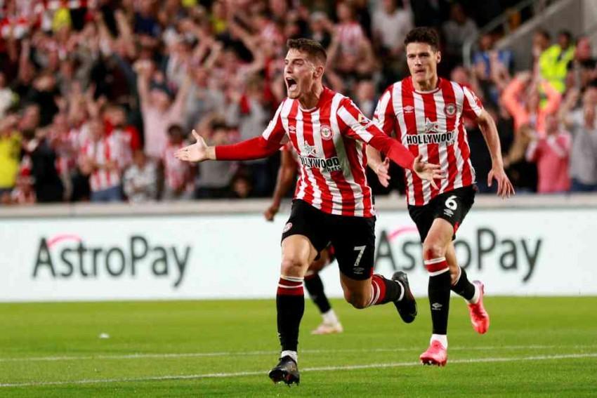 Newcomer Brentford Defeat Arsenal 2-0 In Premier League Season Opener