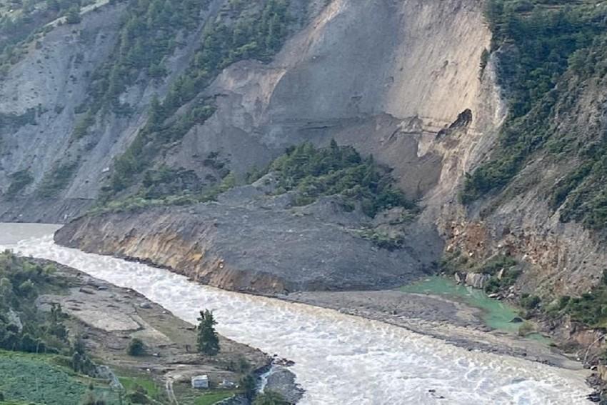 Kinnaur Landslide: Death Toll Rises To 20, Chenab Flow Normalised