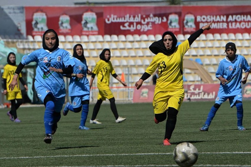 'Taliban Hates Women's Sports', Panicky Afghanistan Football Officials Want Refuge In India