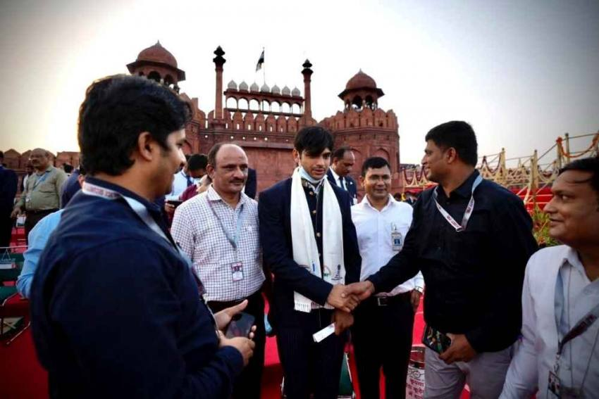 On India's 75th Independence Day, PM Narendra Modi Lauds Tokyo Olympians Who Made Nation Proud