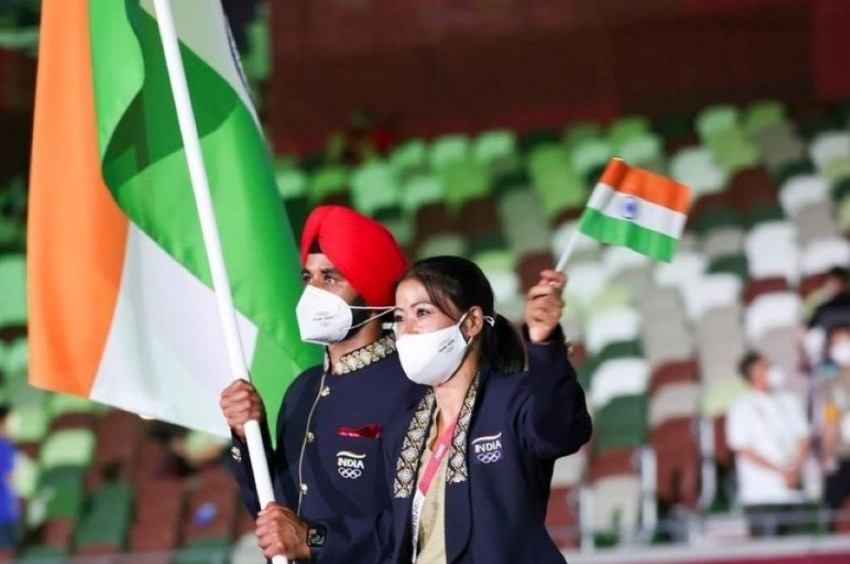 Happy Independence Day 2021: Cricketers, Olympians Send Good Wishes