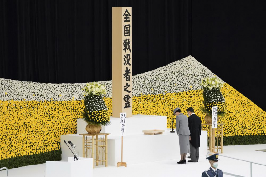 Japan Solemn But Unapologetic As It Marks 76th Anniversary Of WWII Defeat
