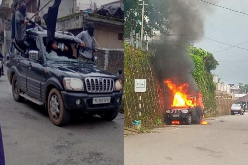 Meghalaya Unrest: Assam Govt Asks Citizens Not To Travel To Shillong