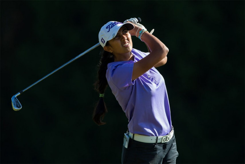 Aditi Ashok Booked Spot for Women's British Open After Finishing Second at Qualifiers: School Megamart 2021