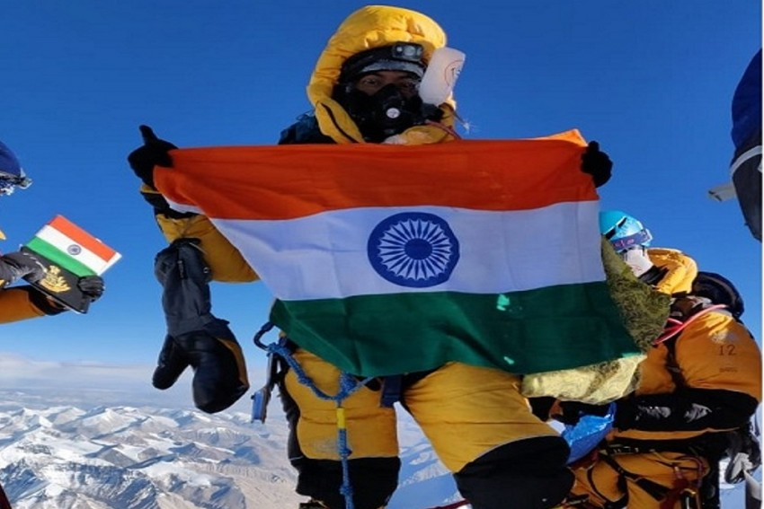 Indian Mountaineers Led By Sheetal Scale Europe's Highest Point Mt Elbrus On I-Day