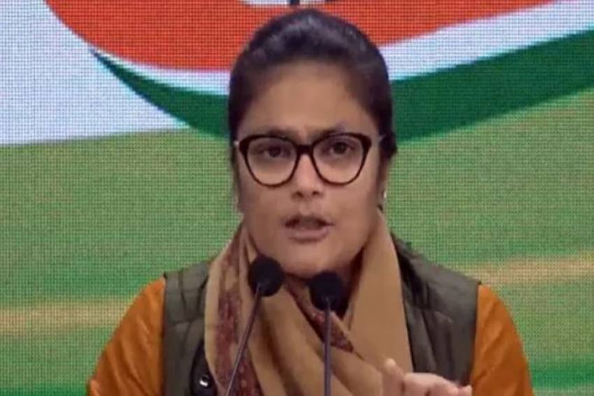 Congress Leader Sushmita Dev Quits Party, Submits Letter To Sonia Gandhi