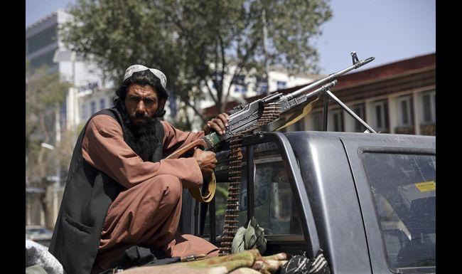 Taliban Leader In Kabul For Talks