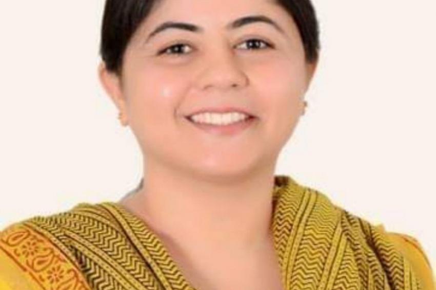 Congress Appoints Netta D'Souza President Of Women's Wing