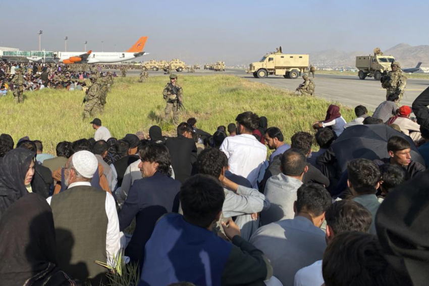 Kabul Talks Aimed At Bringing Other Non Taliban Leaders Into Government