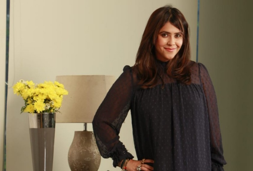 Ekta Kapoor Has A Busy Year Ahead With Multiple Projects