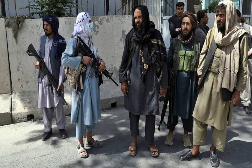 Desperate, A Doctor Wants To Escape Taliban Controlled Kabul