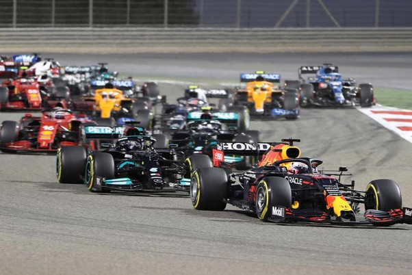 Tokyo Paralympics Days Away, F1 Cancels Japanese Grand Prix Due To COVID-19 Pandemic