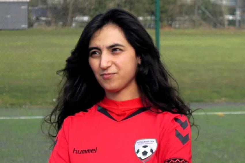 Taliban Threat Looms, Afghanistan's Women Footballers Make Tearful Calls For Help