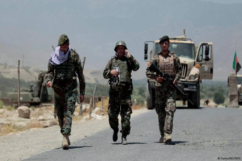 Why The Afghan Army Folded To The Taliban