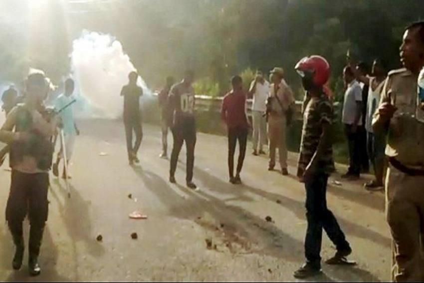Tension Along Border Escalates Again; Assam Police Fire on Mizoram Civilians: Official