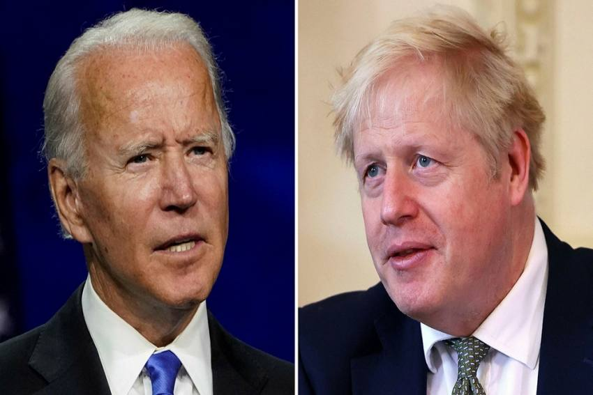 Afghanistan: Joe Biden Speaks With Boris Johnson In First Foreign Call After Kabul's Fall